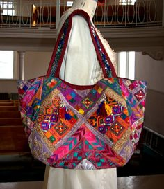 Ethnic Banjara gypsy tote bags by Justbepurses on Etsy 64e5be2d757bd
