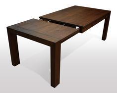 Oak Dining Table, Solid Oak, Cube, Post, Furniture, Profile, Home Decor, Stains, Moving Out