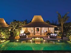 Luxurious Private Villa in Khayangan Bali, Indonesia