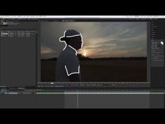 Hand Drawing Music Video Effect - After Effects Tutorial - YouTube