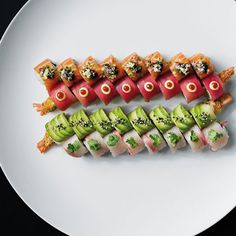 could have sushi all day every day, YES please!!!