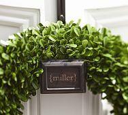 Ella Adjustable Door Wreath Hanger!