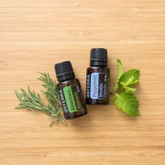 Try this blend by adding the following to your diffuser: 2 drops Rosemary and 3 drops Peppermint.   Let us know what you think!