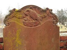 https://flic.kr/p/4jhwUR | Sparta Cemetery Ossining NY | Anna (Abraham) Ladew; Dec. 25, 1795;68 y 10 ? 25 days. Abraham Ladew; June 27 ? And unusual design here;  perhaps Anna had many children to tend to?