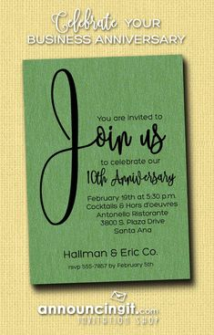 188 Best Business Invitations Images In 2019 Business