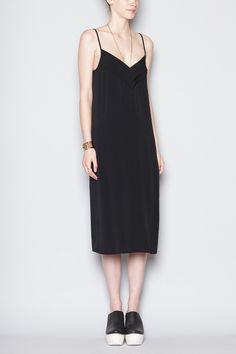 Totokaelo - No. 6 - Lattice Tank Dress - Black