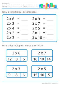 🥇 Table of 12 2nd Grade Math Worksheets, Addition Worksheets, Go Math, Math For Kids, Korean Words Learning, Math School, Math Multiplication, Learning Activities, Everton