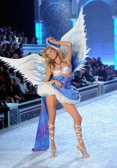 blue, Victoria's Secret