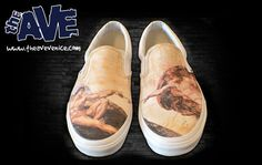 b24b19a99c The Ave Venice - Custom Everything - Creation of Man Men s Vans