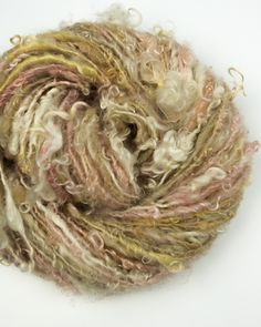 Honey dew art yarn