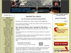 Nice Paintball Tips eBook - Conquer the Game, Excel and Get Paid  Paintball Tips eBook - Conquer the Game, Excel and Get Paid       http://www.mypaintballtips.com/paintball-tips-book.html review This Paintball Ti... http://showbizlikes.com/paintball-tips-ebook-conquer-the-game-excel-and-get-paid/