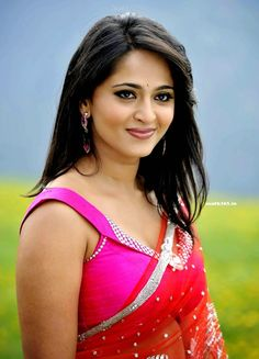 Anushka Shetty Latest Movie Pictures In Saree Blouse (15) at Anushka Shetty Latest Movie Stills in Saree  #AnushkaShetty