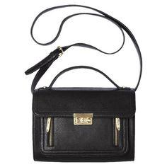 3.1 Phillip Lim for Target® Top Handle Crossbody Bag - Black NWT Handbag