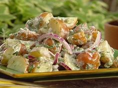 Country Potato Salad Recipe with Ham  3 Points + recipes