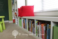 ikea homeschool room | planning on officially starting school next week, although we have ...