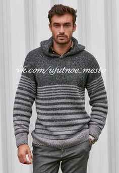 Herren-Pullover Ciro Herren-Pullover Ciro B rbl Save Images B rbl Ein lockerer. Mens Cotton Sweaters, Mens Knit Sweater, Shawl Collar Sweater, Sweater Sale, Hand Knitted Sweaters, Sweater Knitting Patterns, Pullover Hoodie, England Fashion, Camisa Polo