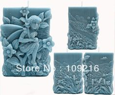 Aliexpress.com : Buy Free shipping!!!3D Triangle Fairy (ZX232) Silicone Handmade Candle Mold Crafts DIY Mold from Reliable Silicone Handmade Candle Mold suppliers on Silicone DIY Mold and  Home Supplies Store $16.98