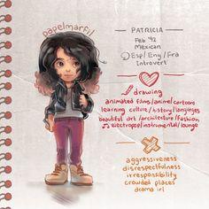 Meet the Artist: papelmarfil by papelmarfil on DeviantArt