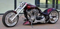 Harley Davidson Custom Bike, Harley Davidson Motorcycles, Custom Choppers, Custom Harleys, Custom Street Bikes, Custom Bikes, Kawasaki Bikes, Hardcore, Futuristic Motorcycle