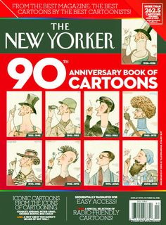 Comics and Company: The New Yorker 90th Anniversary book of Cartoons -...