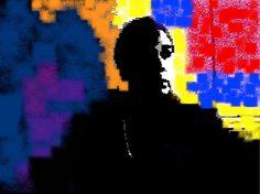 CHARLEBOIS ENR. / Roger Charlebois  / charleboismtl / Peintre-Sculpteur / Mtl Qc C / Président Directeur Général du Groupe des Cinq en art contemporain Silhouette, Movies, Movie Posters, Chief Executive, Group, Contemporary Art, Film Poster, Films, Popcorn Posters