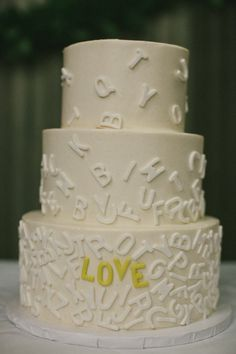LOVE cake   Photogra