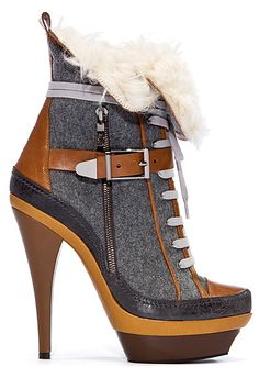 48c665fb71ee82  Stunning Women Shoes  Shoes Addict  Beautiful High Heals♥ Bootie Boots