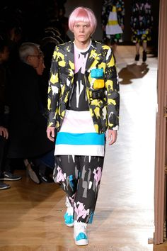 COMME des GARCONS HOMME PLUS Fall 2017 Menswear