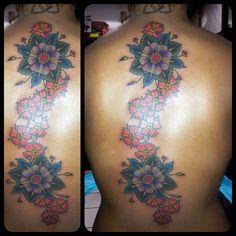 Josh Hall #mrhalltattooer  Love-N-Hate Tattoo  972-849-6428