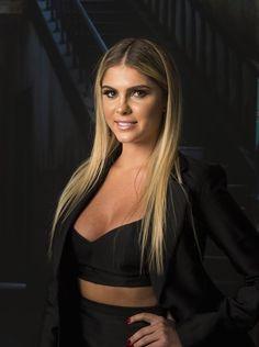"""#Estreante na TV, Bárbara Evans diz: """"Podem criticar, sou vacinada"""" - Revista Época: Purepeople.com.br Estreante na TV, Bárbara Evans diz:…"""