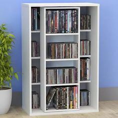 Best Of White Dvd Storage Cabinet