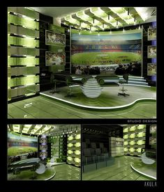 Sport Studio Design by akula13 on deviantART