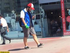 Go And Catch Them All, But Be Careful While Playing Pokémon Go - Neatorama