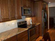 """""""BEFORE & AFTERS"""" - traditional - kitchen - chicago - JandB Kitchen Designs"""