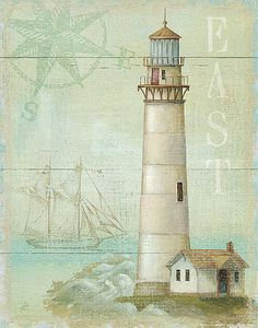 Lighthouses always remind me of my Grandma. She was raised in Cape Elizabeth, ME