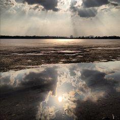 Predictions for Ice Out? #lakeminnetonka #minnesota #lake #ice #water #sun #nature