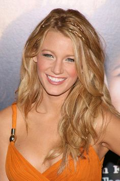 Blake Lively's Celebrity-Approved Mini Braid Hairstyle
