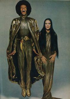 'Wear Something Gold': Sly Stone's 1974 wedding at Madison Square Garden