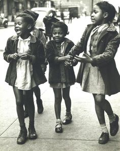 Harlem 1947  by Morris Engel  Found at African Heritage City