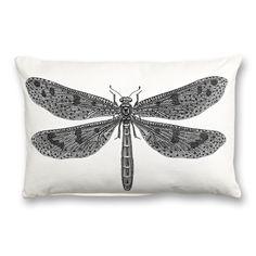 Prydnadskudde Dragonfly - Heminredning - Hemtextil - Hemtex