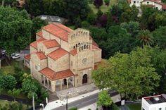 Mi barrio. Parroquia de Somió, Iglesia de San Julián.