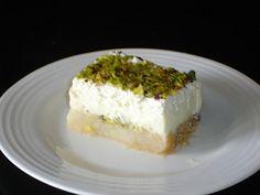 Ek Mek (Mastic Pudding)
