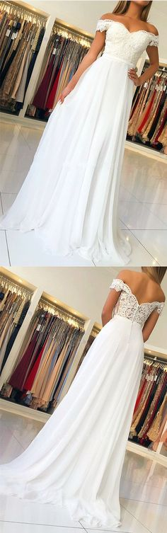 Elegant Lace Appliques Sweetheart Off The Shoulder Tulle Bridesmaid Dresses