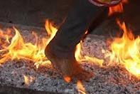 """Walked on Fire!! Yep, did that in 2009 when I attended a Tony Robbins seminar in Toronto. Changed how I look at """"obstacles"""" :)"""