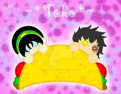 Toko Taco by Goddess-Of-Sugar on DeviantArt