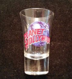 Planet Hollywood Shot Glass | Hill Country Picker