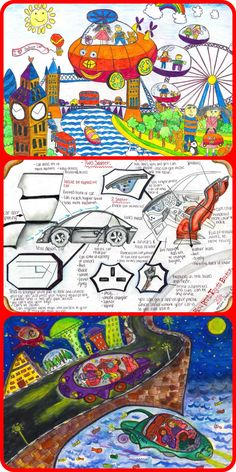 Get the Felt Tips Out - Toyota Dream Car Art Contest Fancy designing your own car, Toyota is inviting entries for the UK round of its Ninth Annual Dream Car Art Contest. The competition always sees a rich mixture of colourful creativity and ground-breaking ideas. Creative ideas like edible chocolate seats, engines that run on recycled rubbish, flying machines that can also sail as well as run on ordinary roads, be creative as you can. www.toyota.co.uk/dream-car #toyota #art #cardesign #draw