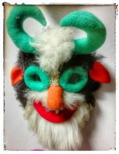 nicolcarm: Masti traditionale romanesti Textures Patterns, Art Deco, Felt, Christmas Ornaments, Folklore, Holiday Decor, Handmade, Character, Winter