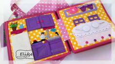 ✈Улетела книжечка  Кукольный дом в свой новый дом, к своей маленькой хозяйке...  Книга сшита по мотивам книг Анастасии Творческая мастерск...
