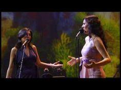 Luar Na Lubre (Galicia) - Romeiro Ao Lonxe - con Diana Navarro(Andalucía) - Scarabough Fair (English song)